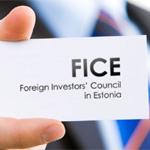 Фрагмент скриншота сайта собрания иностранных инвесторов Эстонии.